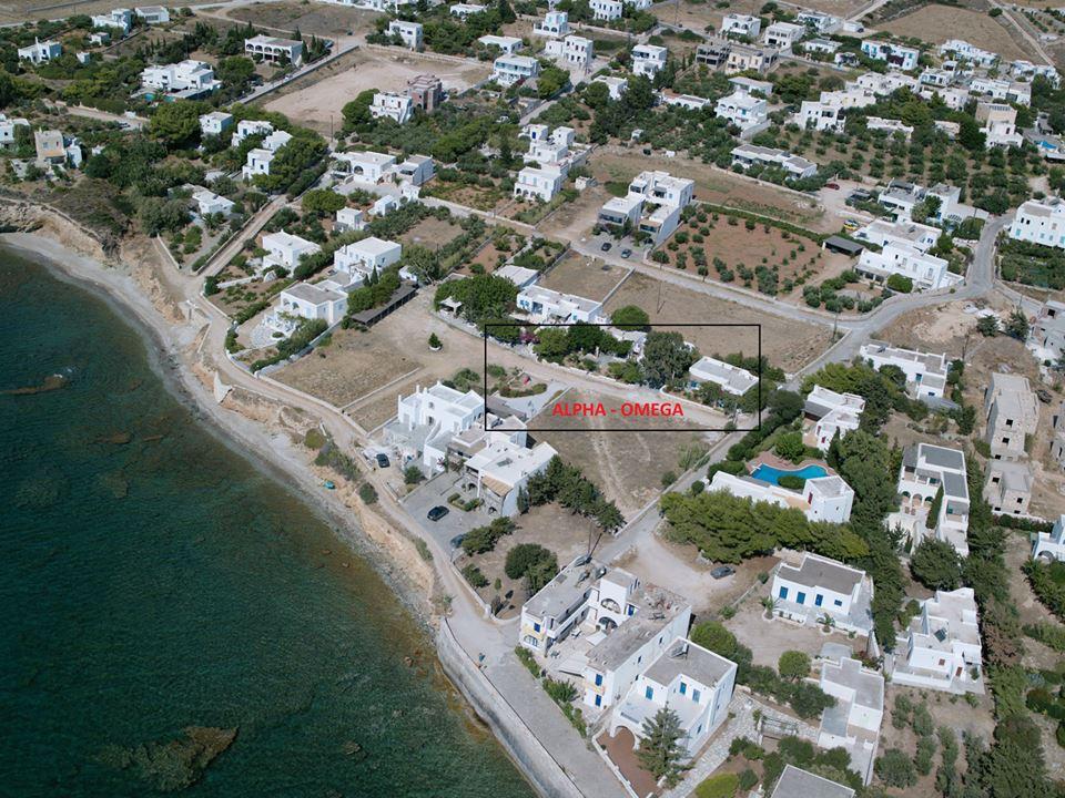 Drios Apartments Location