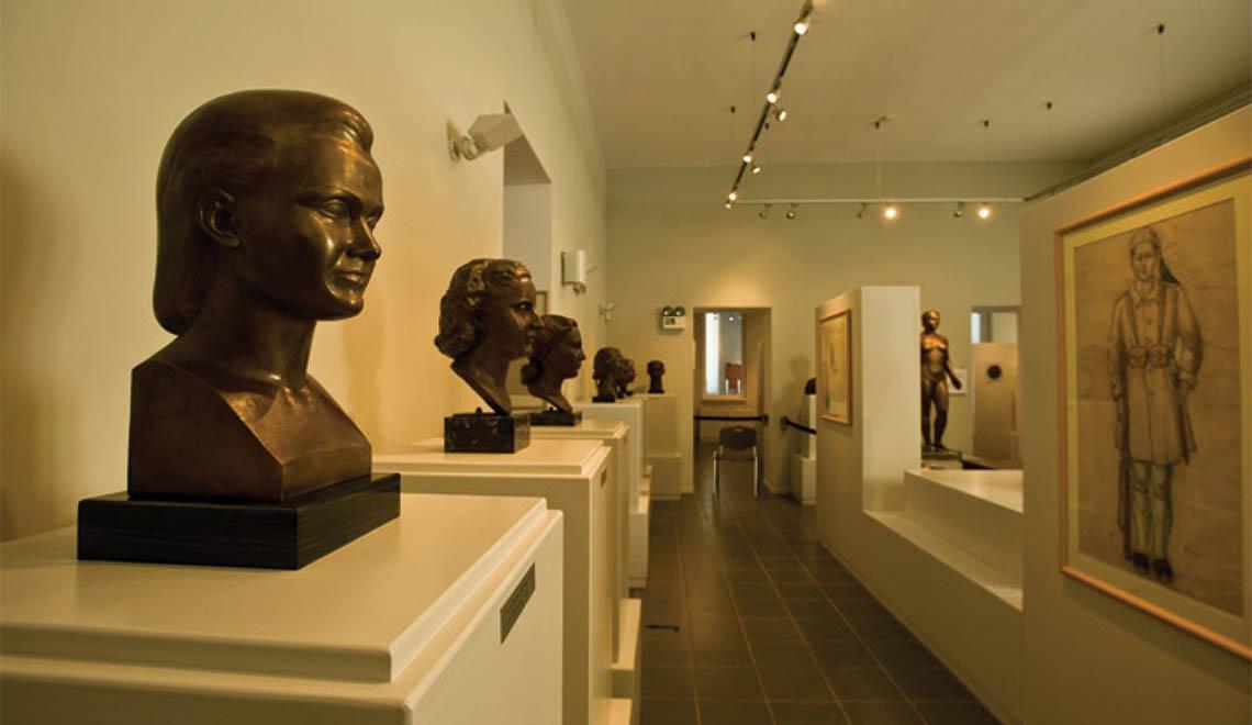 Museums on Paros Greece