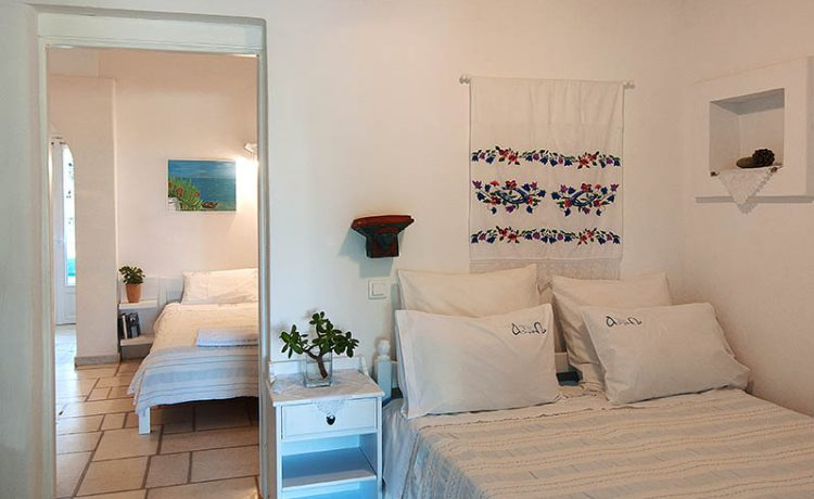 Studios, Apartments on Paros Drios - Alpha Omega