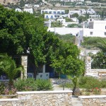 Garden of Apartment in Drios Paros