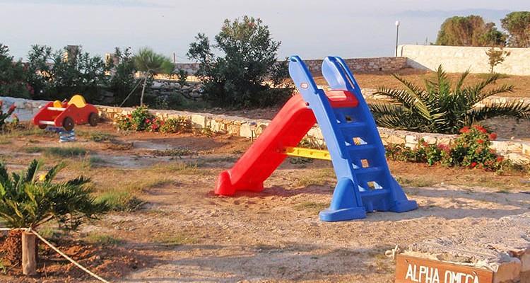 Paros Rooms Playground