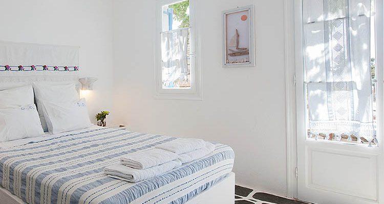 Double room - Paros Drios