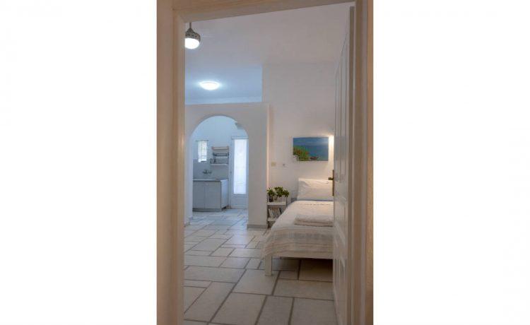 Appartement Drios Paros -  chambre à coucher