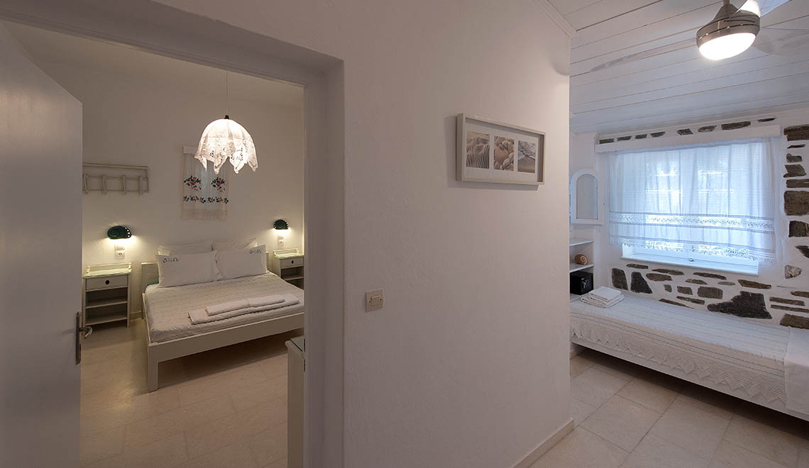 Apartment for rent - Paros Drios