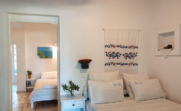Paros Apartments in Drios