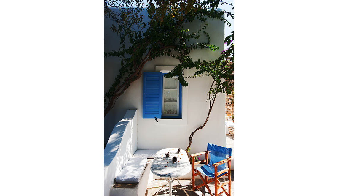 Studio for 3 in Alpha Omega Studios & Apartments, Drios Paros
